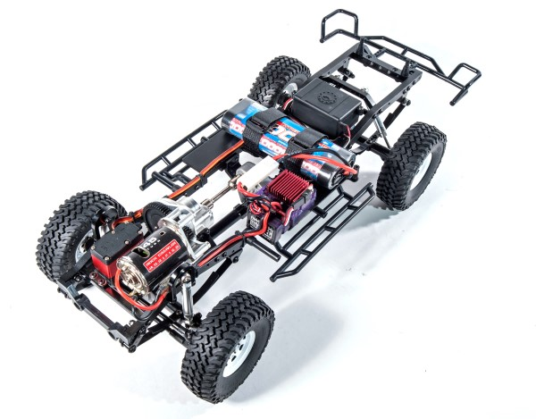 RC4WD Trail Finder 2 (Custom)