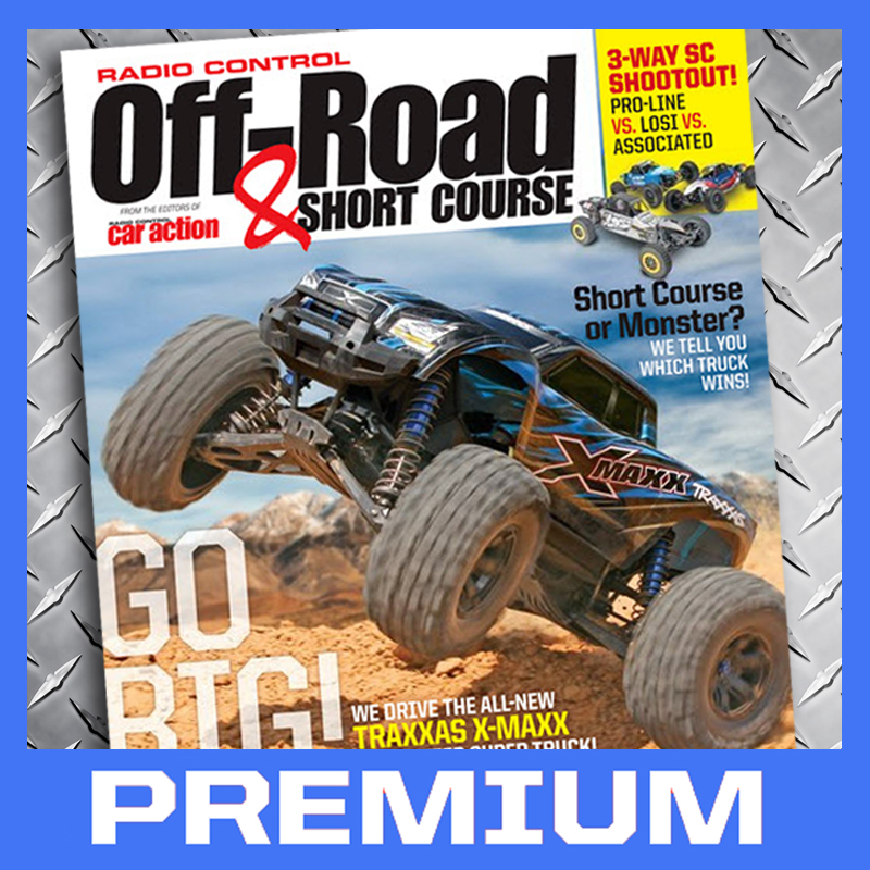 VIEW INSTANTLY: Off Road & Short Course Special Issue