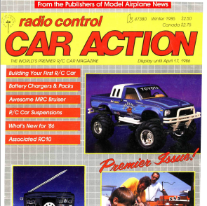 RC Car Action No. 1: The Magazine That Started It All