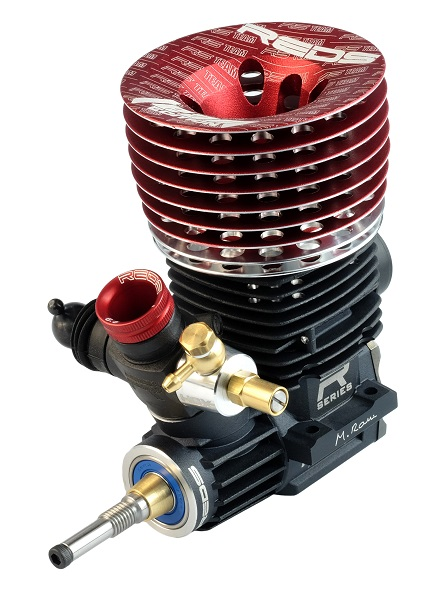REDS Racing R5T Team Edition V4.0 Nitro Engine (1)