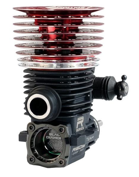 REDS Racing R5T Team Edition V4.0 Nitro Engine (5)