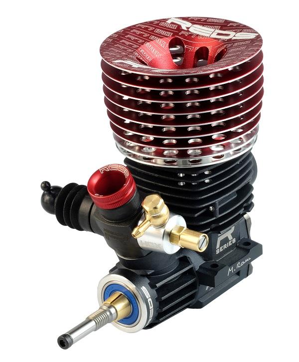 REDS Racing R7 Evoke V3.0 Nitro Engine (1)