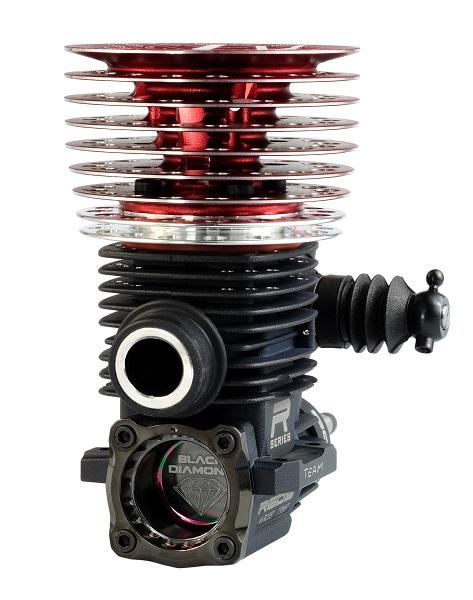 REDS Racing R7 Evoke V3.0 Nitro Engine (6)