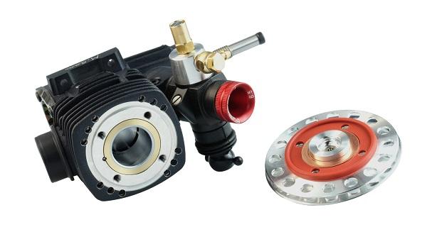 REDS Racing R7 Evoke V3.0 Nitro Engine (7)
