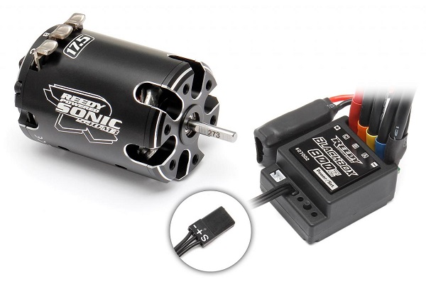 New Reedy Blackbox 800Z Speed Control And Sonic 540-M3 Combos