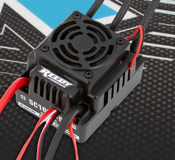 Reedy SC1000-DB Sensorless Brushless ESC (2)
