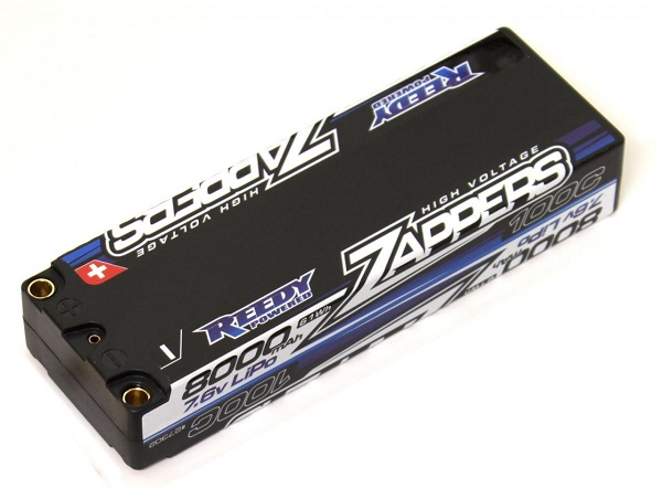 Reedy Zappers Hi-Voltage LiPo Batteries (4)