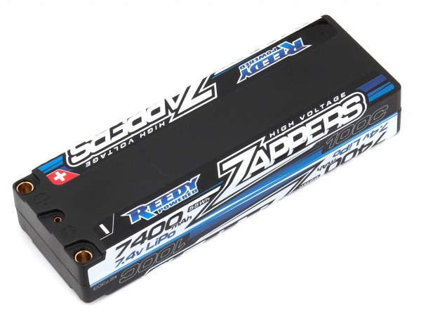 Reedy Zappers Hi-Voltage LiPo Batteries (5)