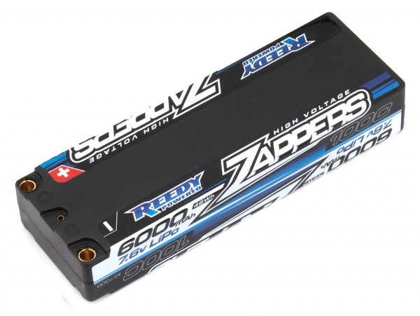 Reedy Zappers Hi-Voltage LiPo Batteries (6)