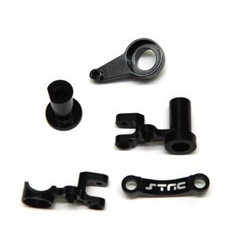 ST Racing Concepts Limited Edition Black Anodized Traxxas Slash Option Parts