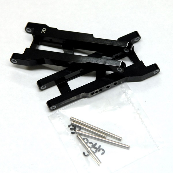 ST Racing Concepts Limited Edition Black Anodized Traxxas Slash Option Parts (6)