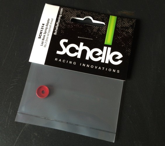 Schelle Nova Centric Drive Plates And TLR Spring Adapter (3)