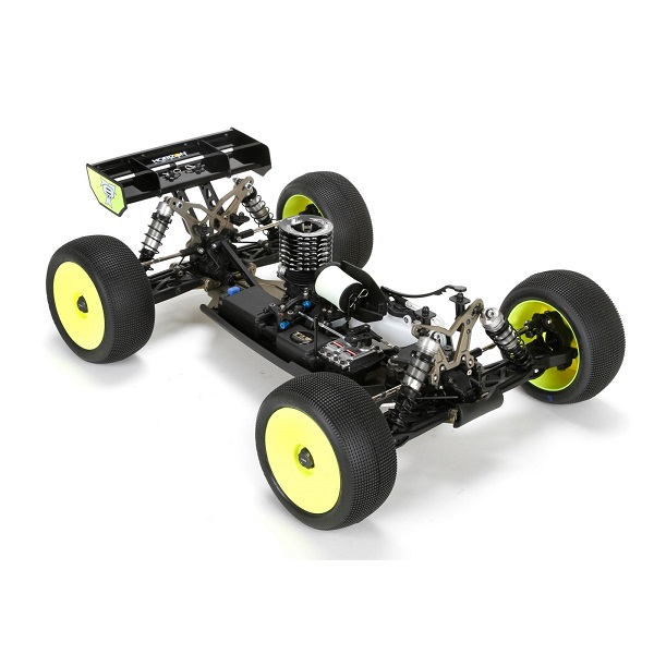 TLR 8IGHT-T 4.0 1_8 4wd Nitro Truggy Kit (7)