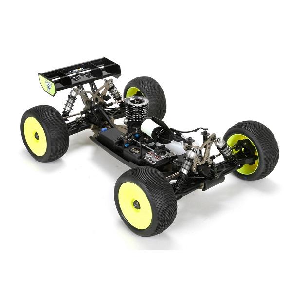 TLR 8IGHT-T 4.0 1_8 4wd Nitro Truggy Kit (7)