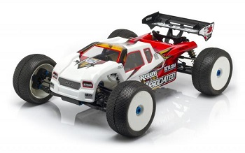 Team Associated RC8T3 1/8 Nitro 4WD Truggy Team Kit