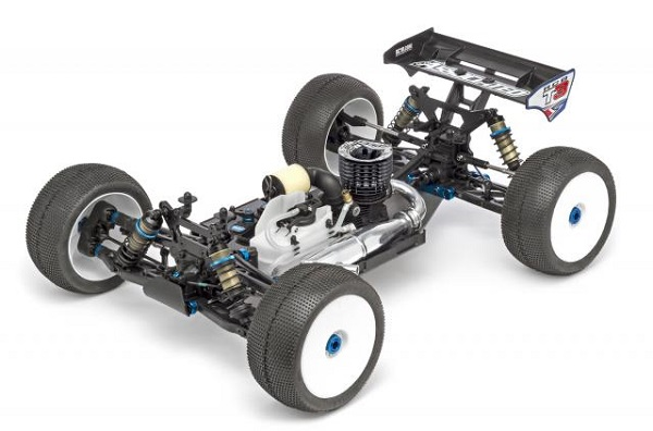 Team Associated RC8T3 1_8 Nitro 4WD Truggy Team Kit (11)