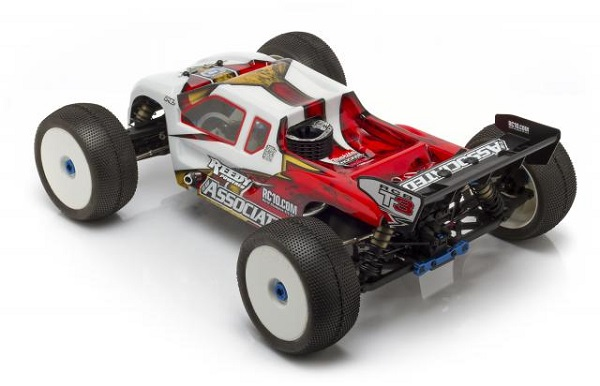 Team Associated RC8T3 1_8 Nitro 4WD Truggy Team Kit (2)