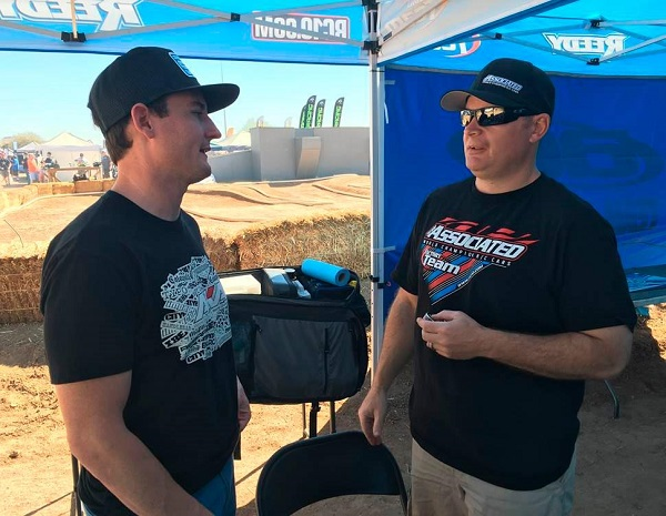 Team Associated Welcomes Dan Hissam To The Engineering Team