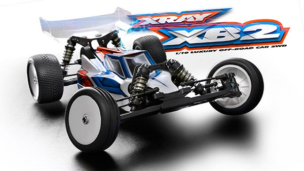 XRAY XB2 Dirt Edition 1_10 Off-Road Buggy (1)
