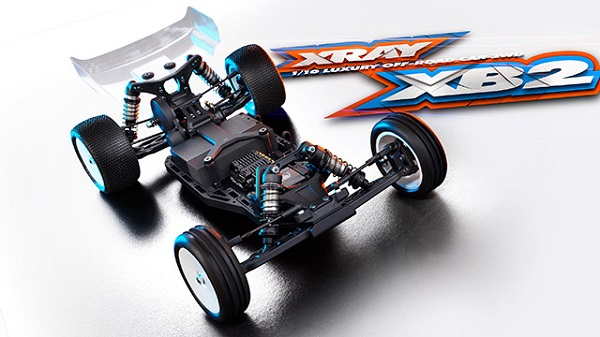 XRAY XB2 Dirt Edition 1_10 Off-Road Buggy (2)