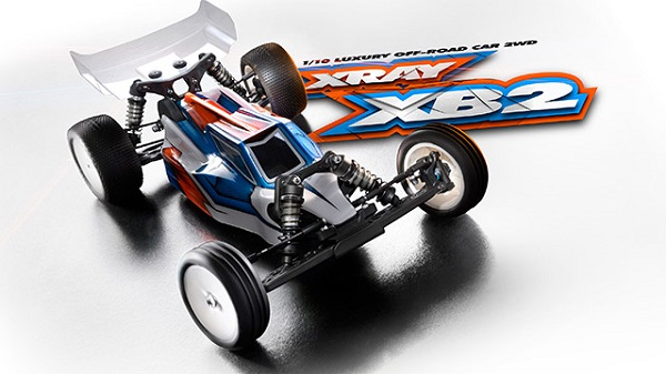 XRAY XB2 Dirt Edition 1/10 Off-Road Buggy for American-Style Tracks