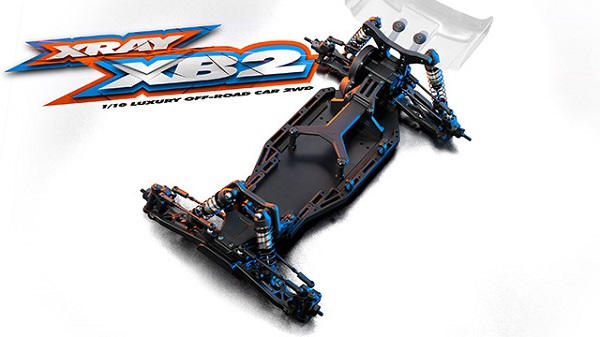 XRAY XB2 Dirt Edition 1_10 Off-Road Buggy (4)