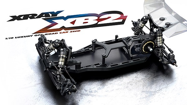 XRAY XB2 Dirt Edition 1_10 Off-Road Buggy (5)