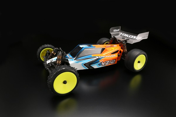 Yokomo YZ-2 2wd Buggy Now Available In Dirt And Carpet_AstroTurf Editions (1)