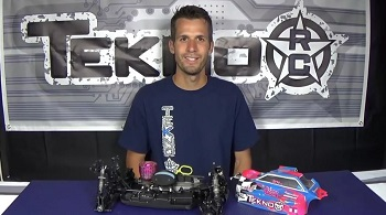 Driveline Break In With Tekno RC's Ryan Lutz [VIDEO]