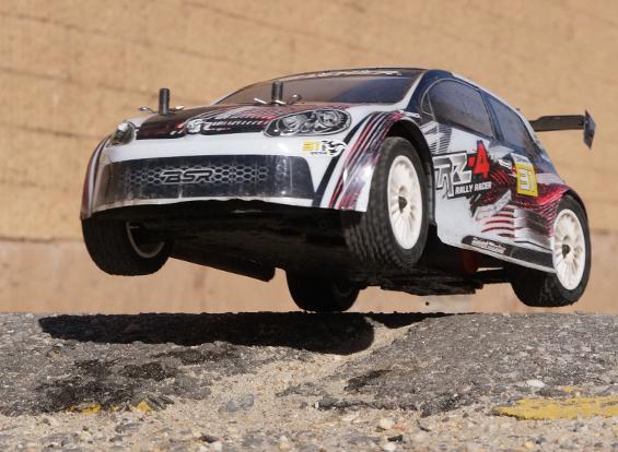New HobbyKing Basher RZ-4 1/10 Rally Racer V2 (Kit and ARR)
