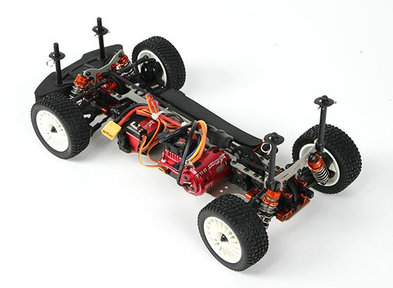 New HobbyKing Basher RZ-4 1/10 Rally Racer V2 (Kit and ARR ...