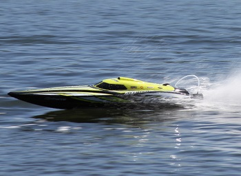 HobbyKing HydroPro Inception Brushless Powered Deep Vee Racing Boat (ARR And RTR) [VIDEO]