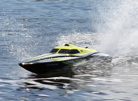 HobbyKing HydroPro Inception Brushless Powered Deep Vee Racing Boat (13)
