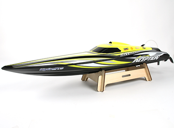 HobbyKing HydroPro Inception Brushless Powered Deep Vee Racing Boat (3)