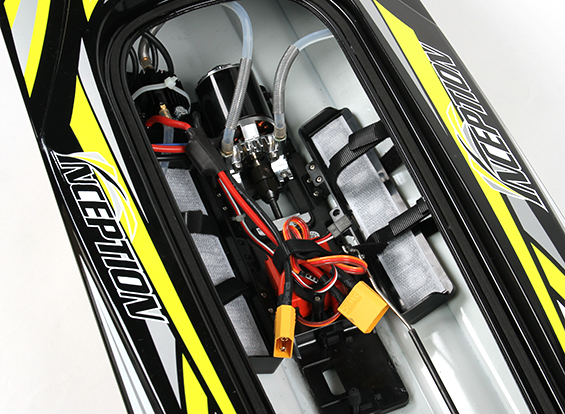 HobbyKing HydroPro Inception Brushless Powered Deep Vee Racing Boat (7)