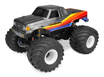 JConcepts Introduces 1989 Ford F-250 Monster Truck Body