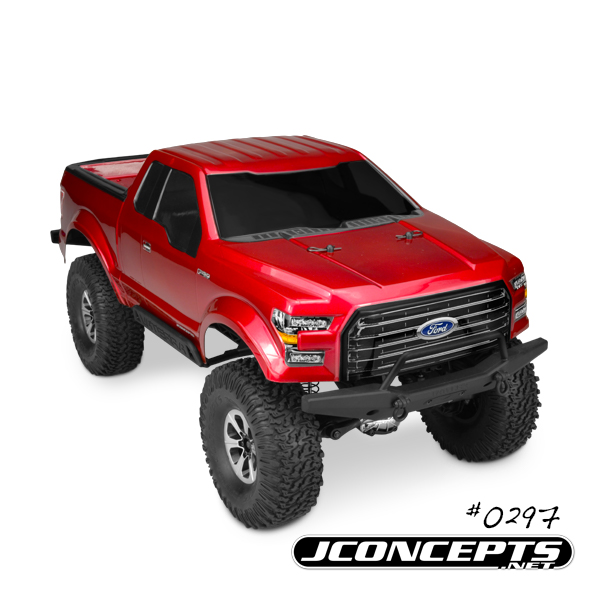 JConcepts 2016 Ford F-150 Body (2)