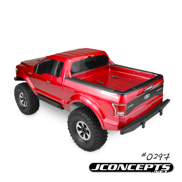 JConcepts 2016 Ford F-150 Body (3)