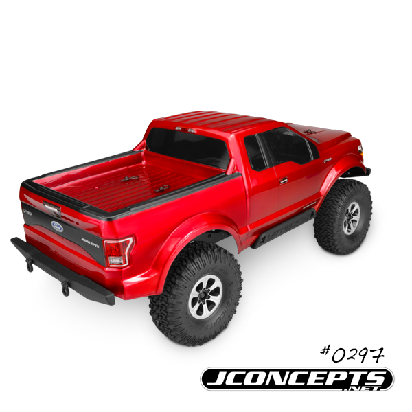 JConcepts 2016 Ford F-150 Body (4)