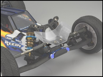 JConcepts Aero Lower Front Wing For 1/10 Off-Road Buggies