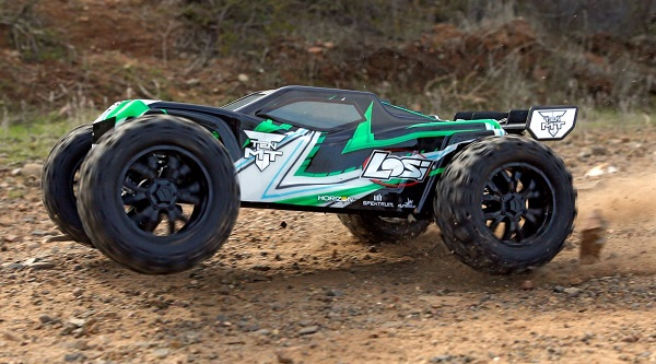 Losi RTR 1_10 4WD TEN-MT With AVC Technology (1)