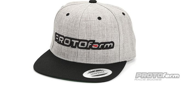 PROTOform Classic Snapback Hat (1)