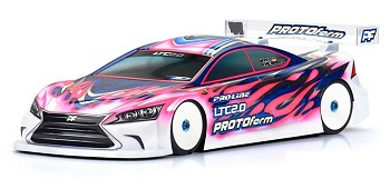 PROTOform LTC 2.0 Clear Body For 190mm Touring Cars