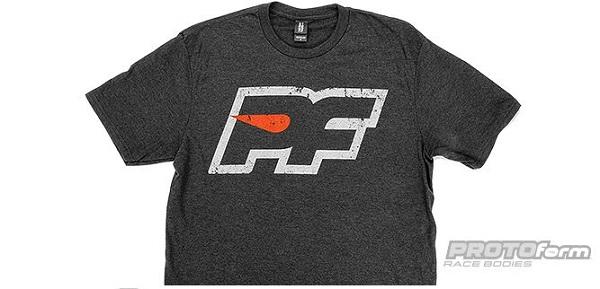 PROTOform PF Iconic Black Tri-Blend Shirt (1)