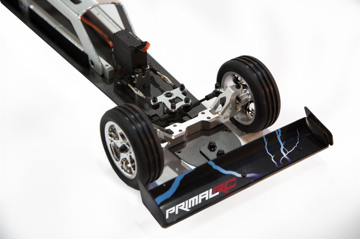 Push Pull Or Drag >> Primal RC's Quicksilver 1/5 Scale RTR Dragster is 5 Feet of Gas-Racing Action - RC Car Action