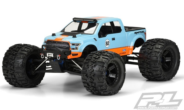 Here's All The Latest Pro-Line Stuff: New BFGs, F-150 Raptor, Scale Interior Set, More…