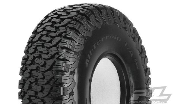 Pro-Line BFGoodrich All-terrain KO2 2.2 G8 Rock Terrain Truck Tires (1)