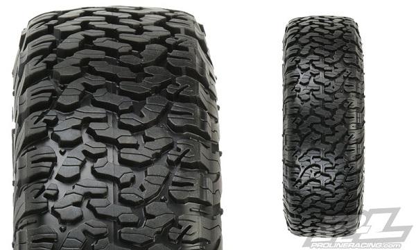 Pro-Line BFGoodrich All-terrain KO2 2.2 G8 Rock Terrain Truck Tires (2)