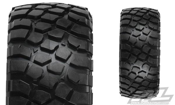 Pro-Line BFGoodrich Baja TA KR2 Short Course Truck Tires (4)
