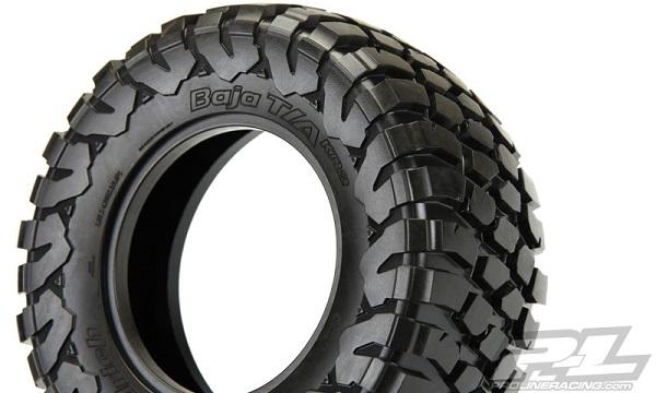Pro-Line BFGoodrich Baja TA KR2 Short Course Truck Tires (5)
